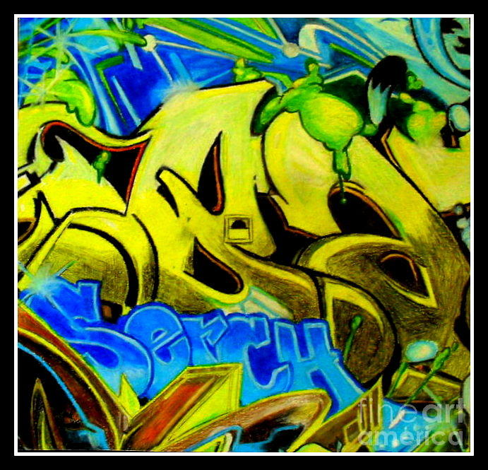 Steet Expression Painting