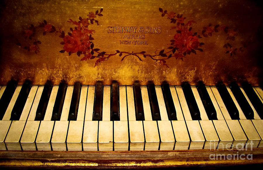 Steinway Golden Grand  Photograph
