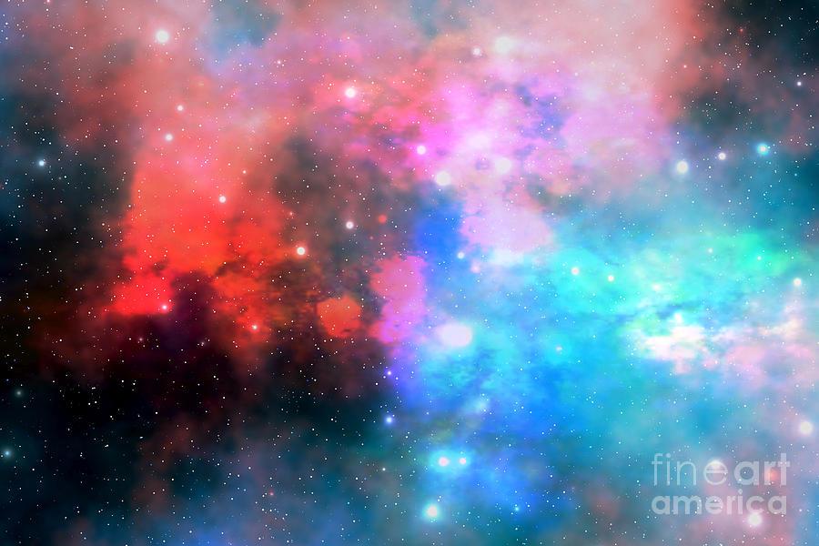 Stellar Relic Painting