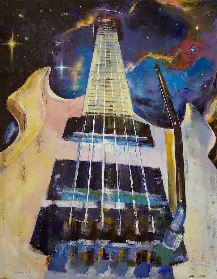 Stellar Rift Painting
