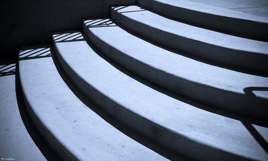 Steps Photograph  - Steps Fine Art Print