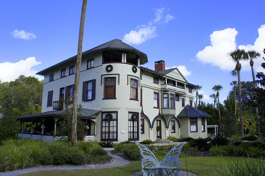 Stetson Mansion Photograph