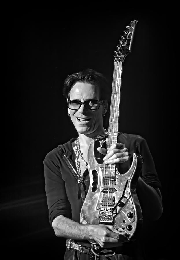 Steve Vai Live At The Pabst Theater 3 Photograph
