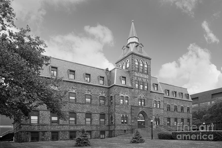 Stevens Institute Of Technology Stevens Hall Photograph