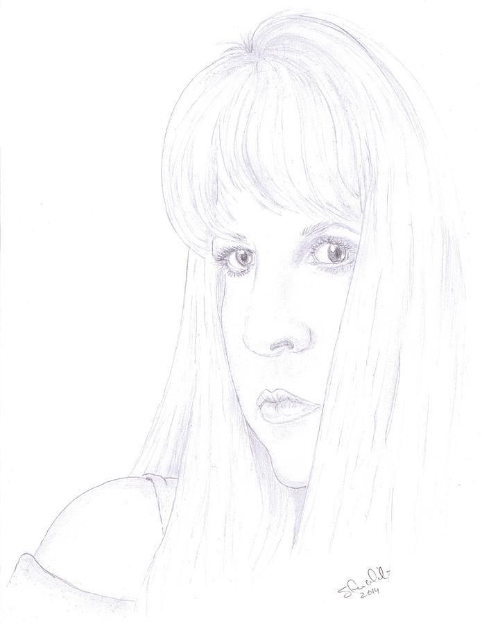 Stevie  Drawing