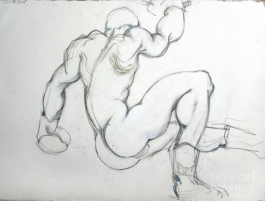 Still In The Game Drawing