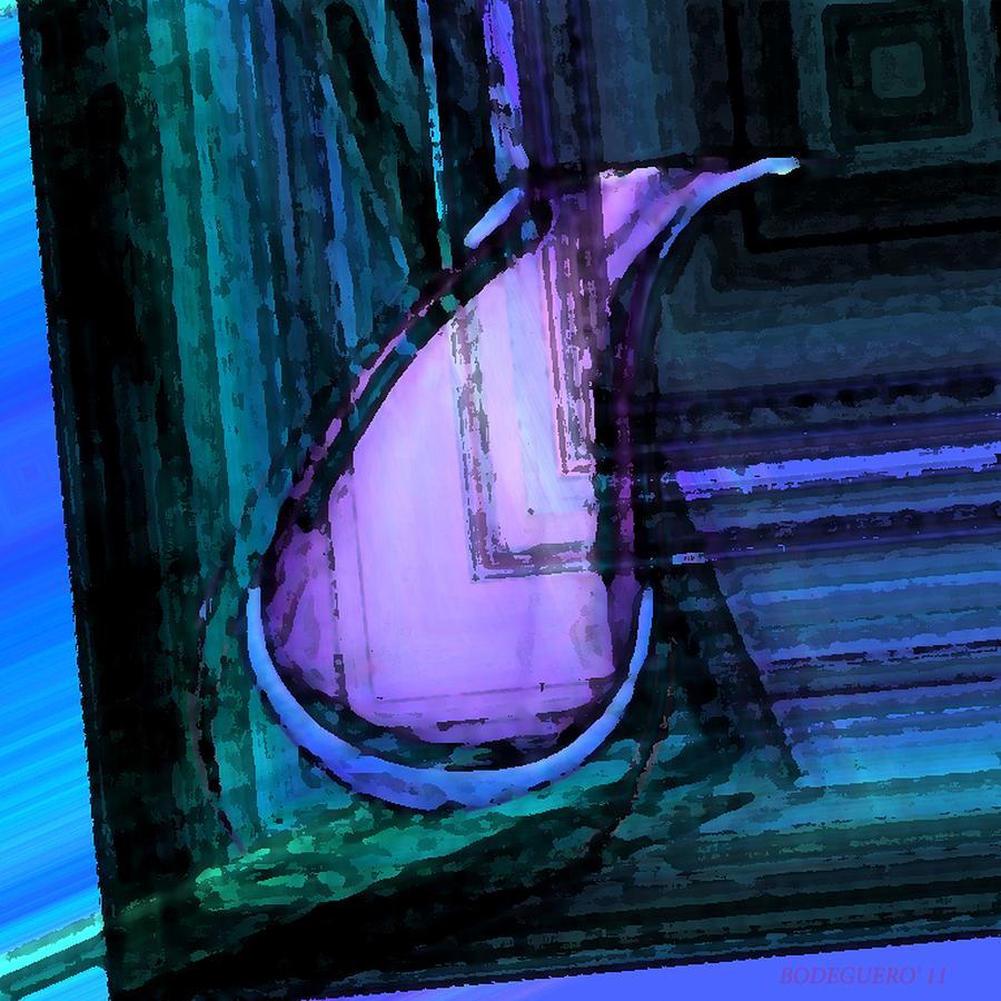 Still Life And Geometric Art Digital Art
