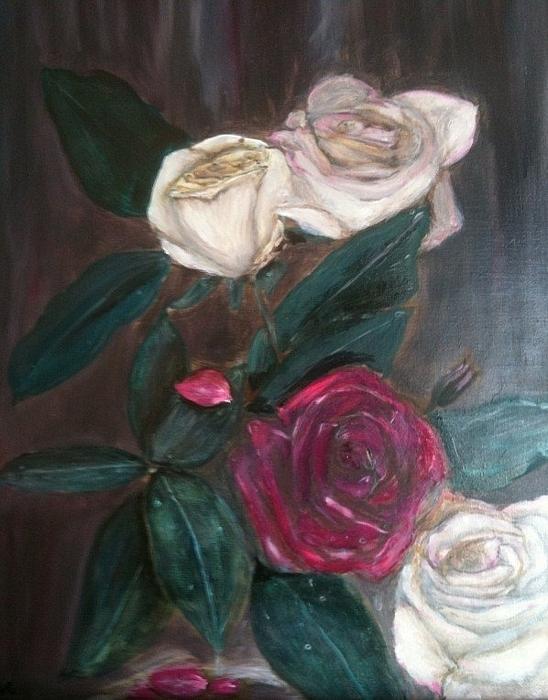 Still Life - Birthday Painting