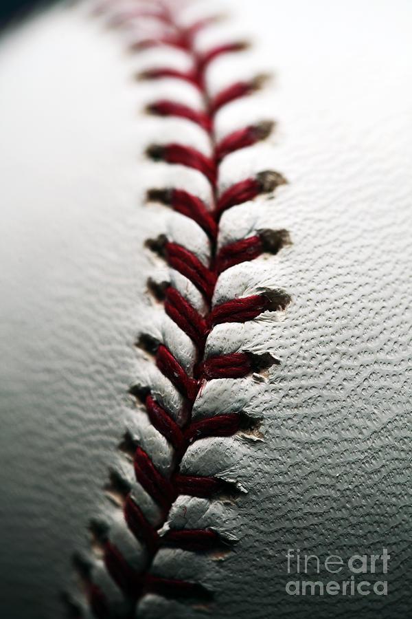 Stitches I Photograph