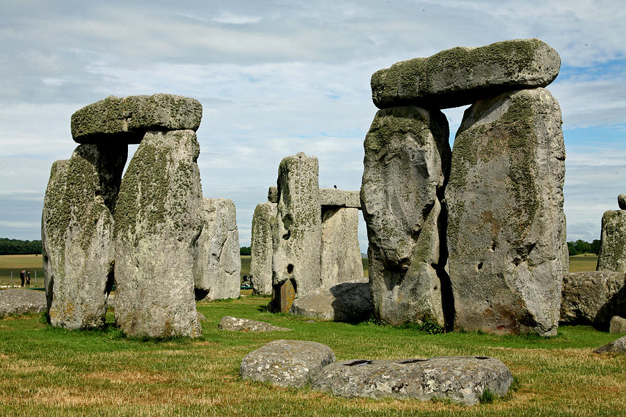Stonehenge Photograph - Stonehenge by Derek Sherwin