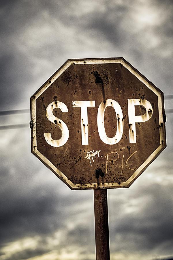 Stop Photograph