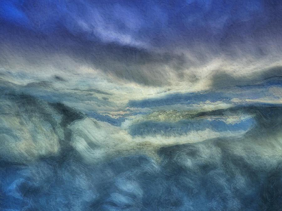 Storm Photograph - Storm Brewing by Jack Zulli