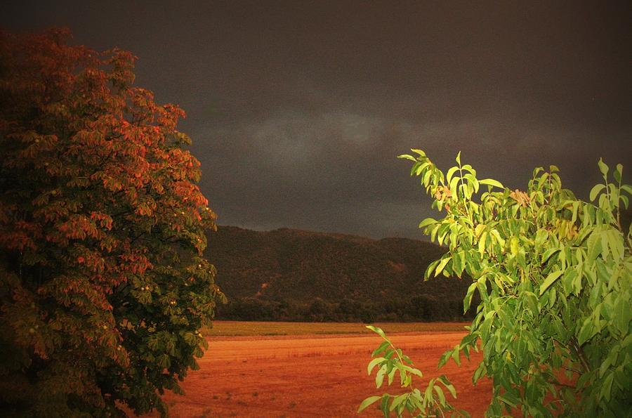 Stormy Sky Photograph Photograph - Storm Coming by Flow Fitzgerald