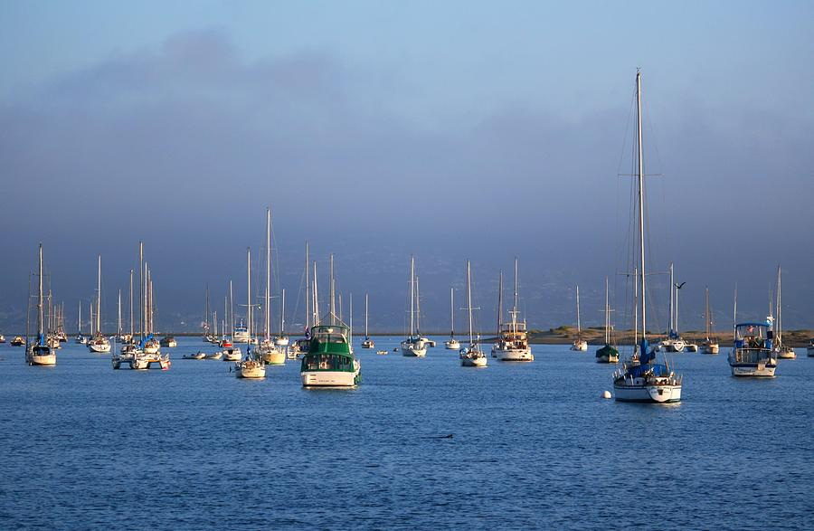 Storm Over Morro Bay Photograph