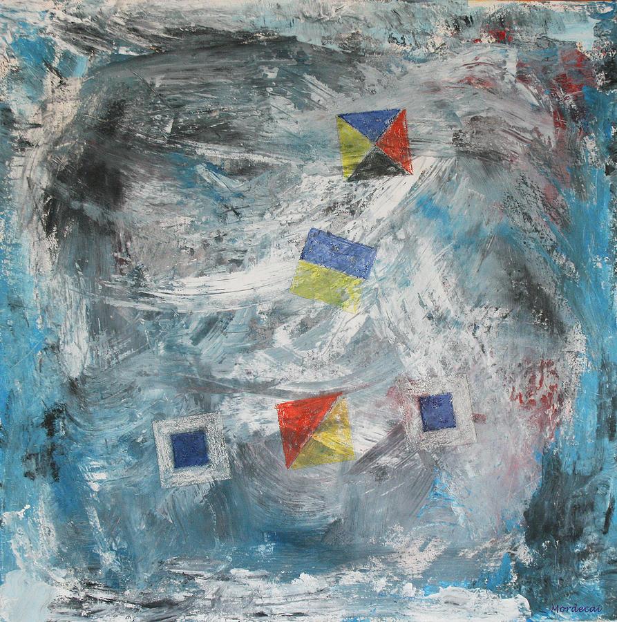Storm Signals Painting
