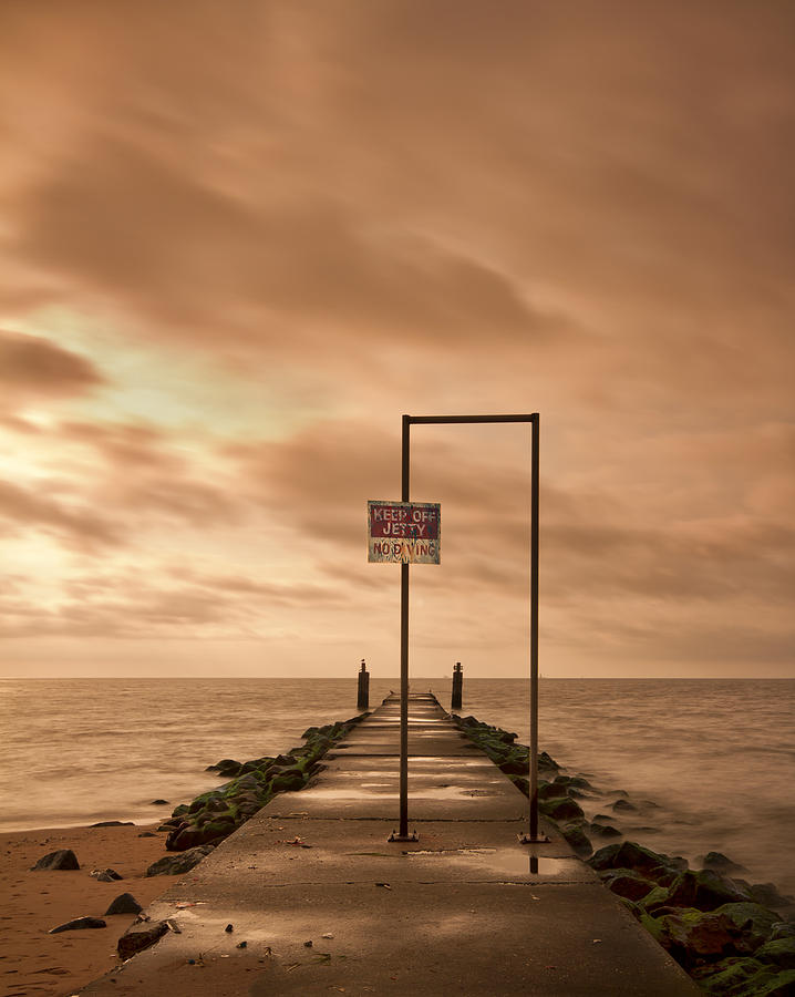 Storm Warning Photograph