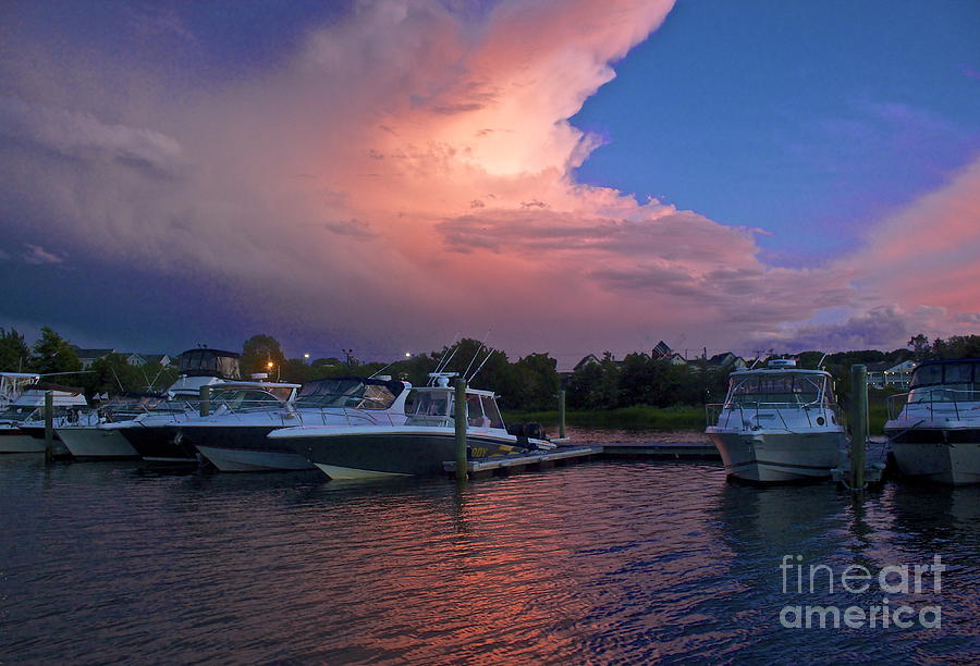 Storms Edge Photograph  - Storms Edge Fine Art Print