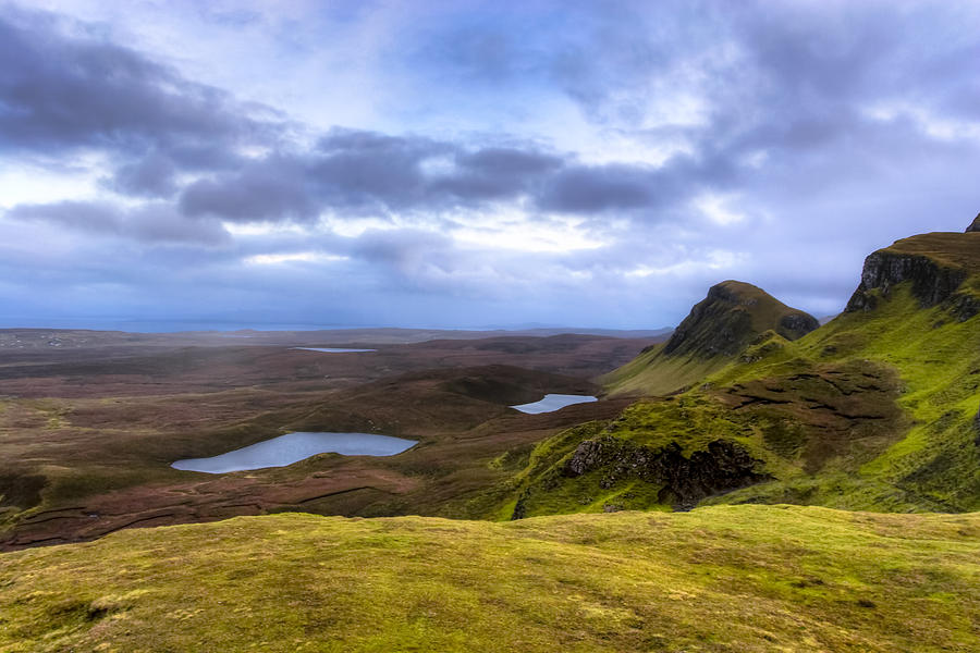 Storybook Beauty Of The Isle Of Skye Photograph  - Storybook Beauty Of The Isle Of Skye Fine Art Print
