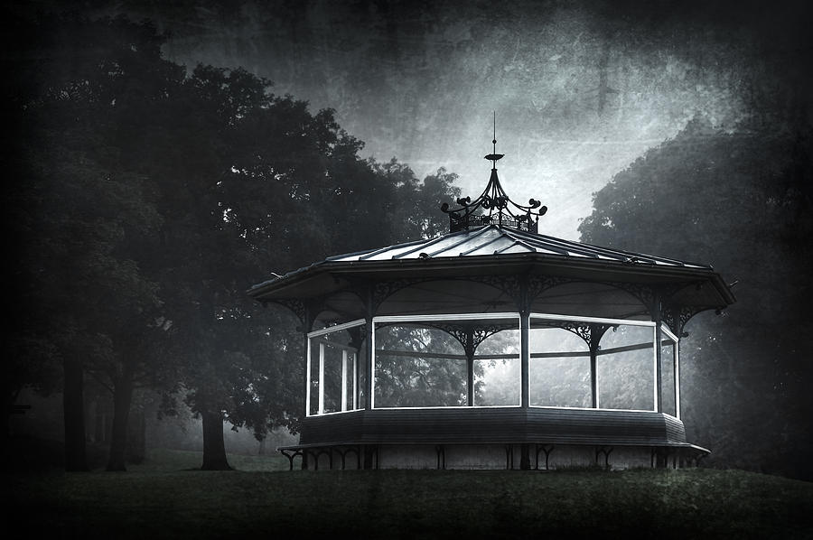 Storytelling Gazebo Photograph