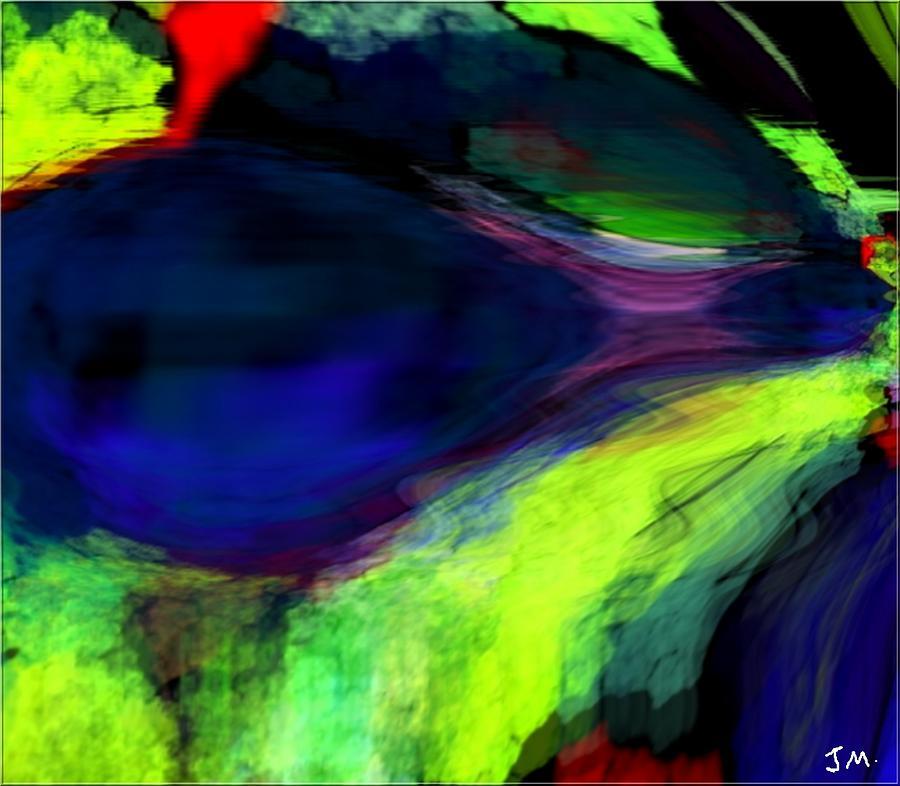 Streams Digital Art