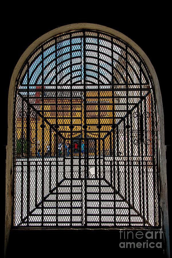 Street Life In Granada Photograph