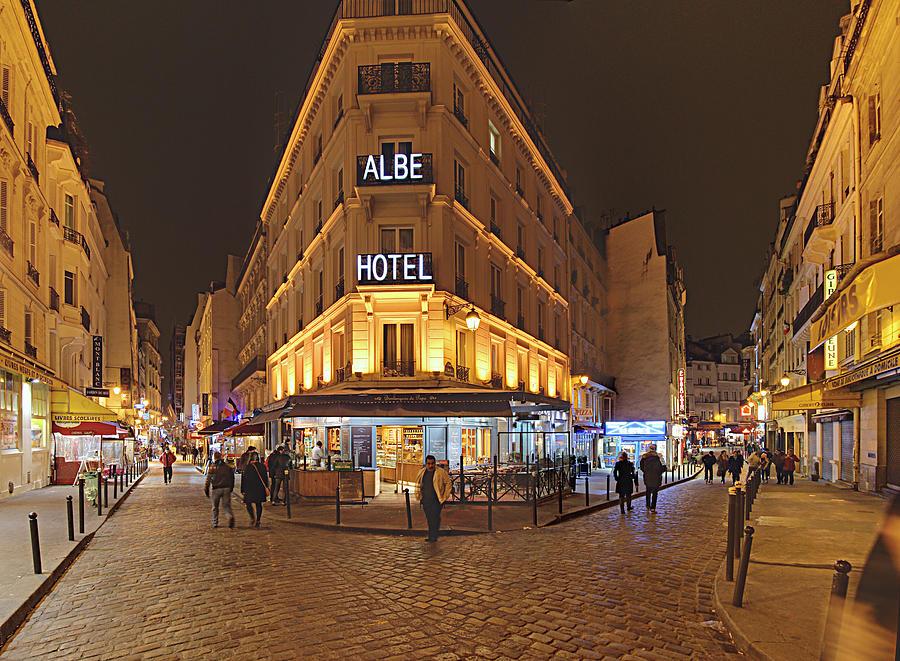 Street Scenes - Paris France - 011328 Photograph