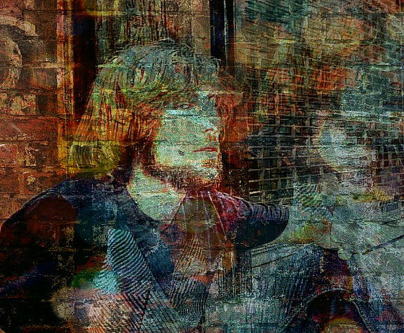 Portrait Mixed Media - Street by YoMamaBird Rhonda