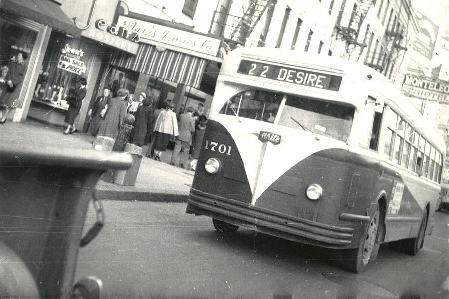 Streetcar Photograph - Streetcar Named Desire by Cynthia Decker