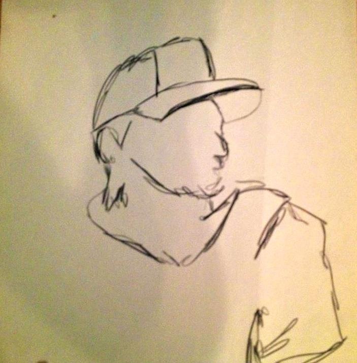 Strike Drawing