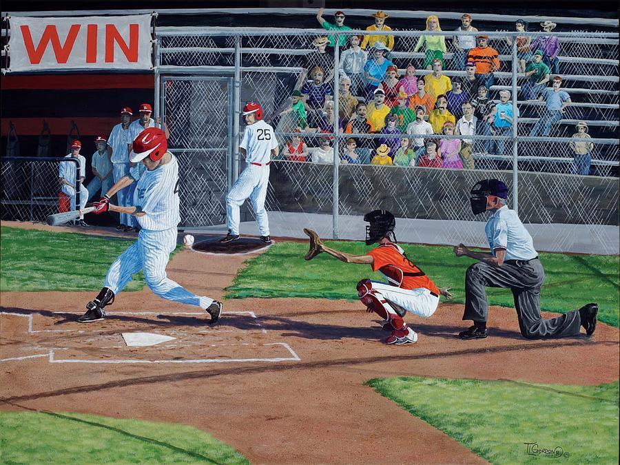 Strike Painting