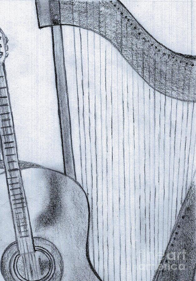 Strings Drawing
