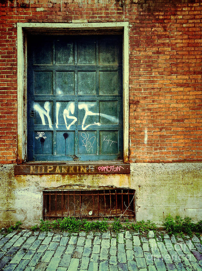 Strip District Doorway Number 1 Photograph