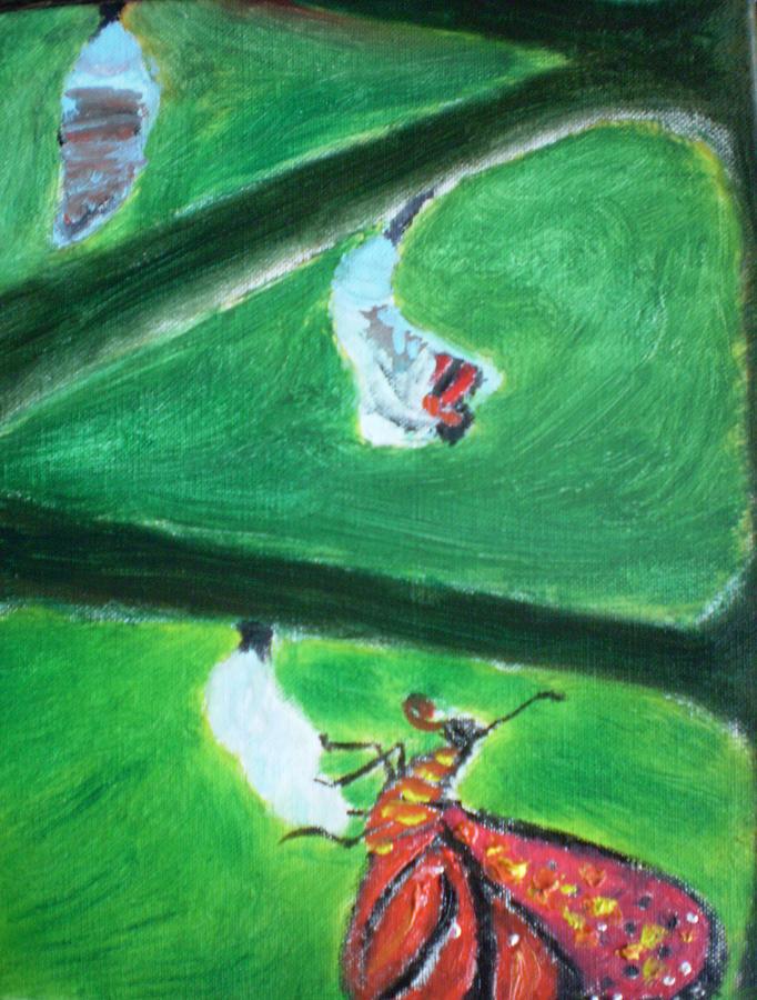 Struggle Painting