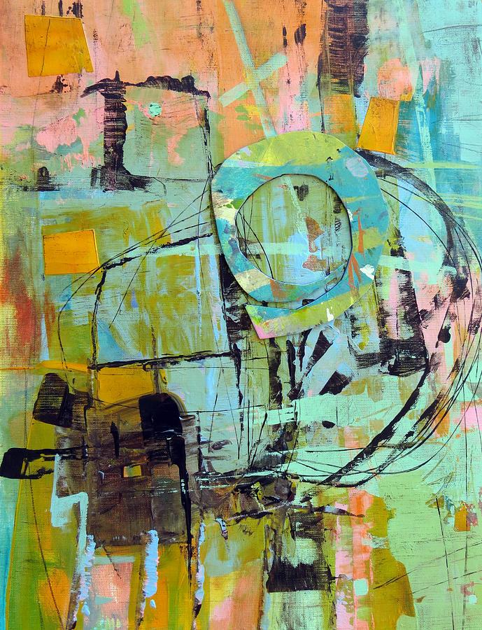 Katieblack Painting - Study by Katie Black