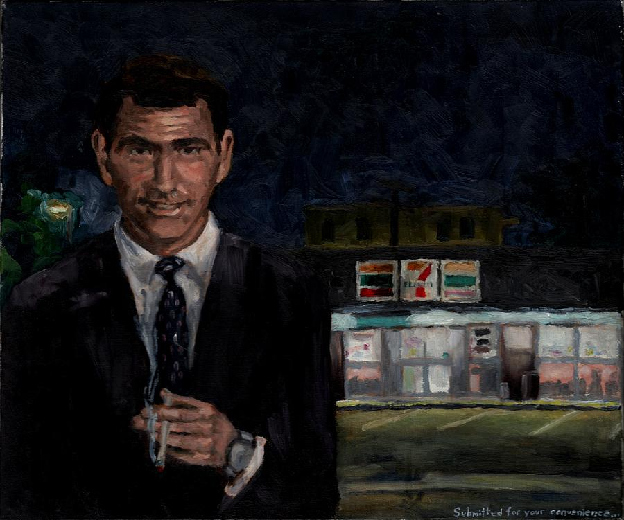 Submitted For Your Convenience Painting