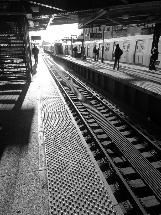 Subway Light Photograph