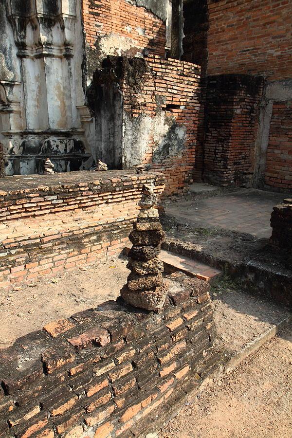 Sukhothai Historical Park - Sukhothai Thailand - 011358 Photograph
