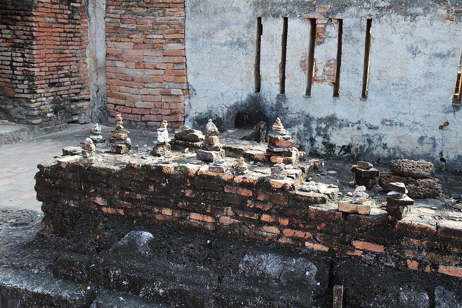Sukhothai Historical Park - Sukhothai Thailand - 011359 Photograph