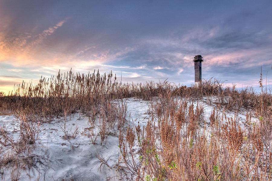 Sullivans Island Landmark Photograph