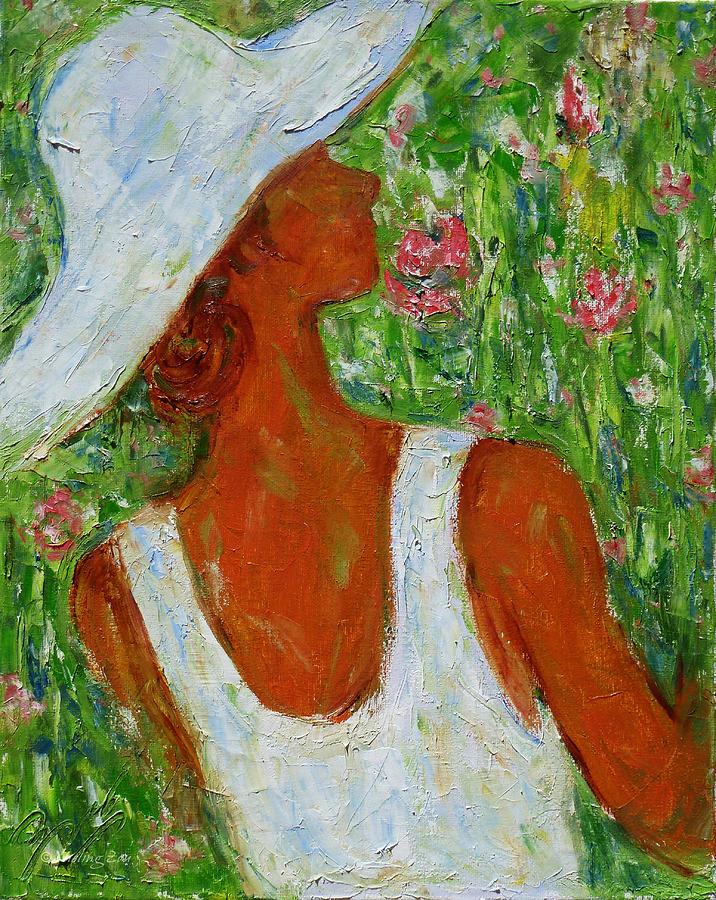 Summer Blush Painting