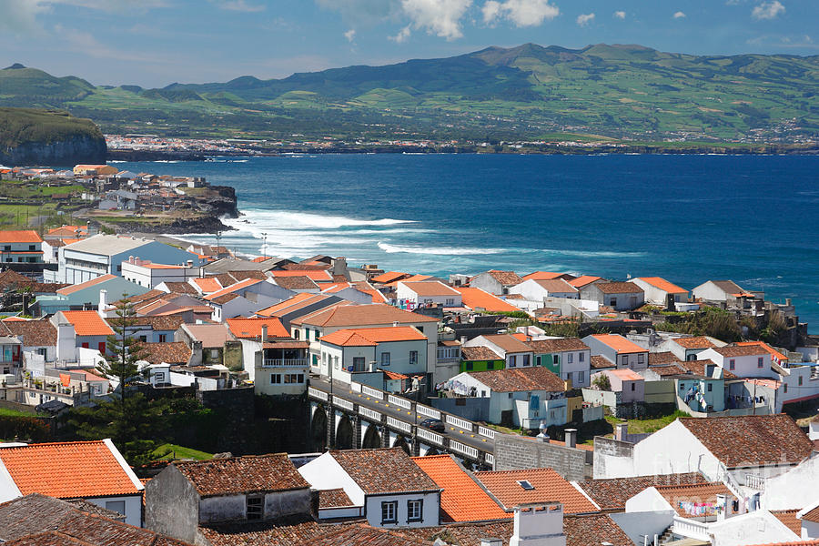Summer Day In Sao Miguel Photograph