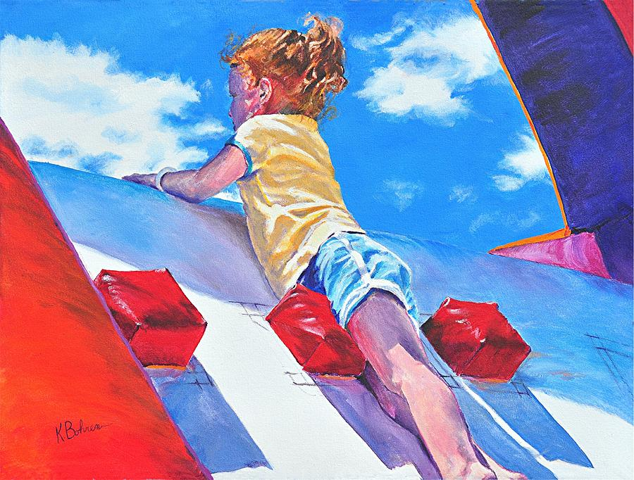 Summer Fun Painting