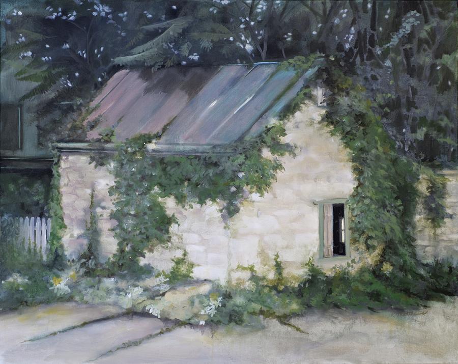 Summer Kitchen Painting
