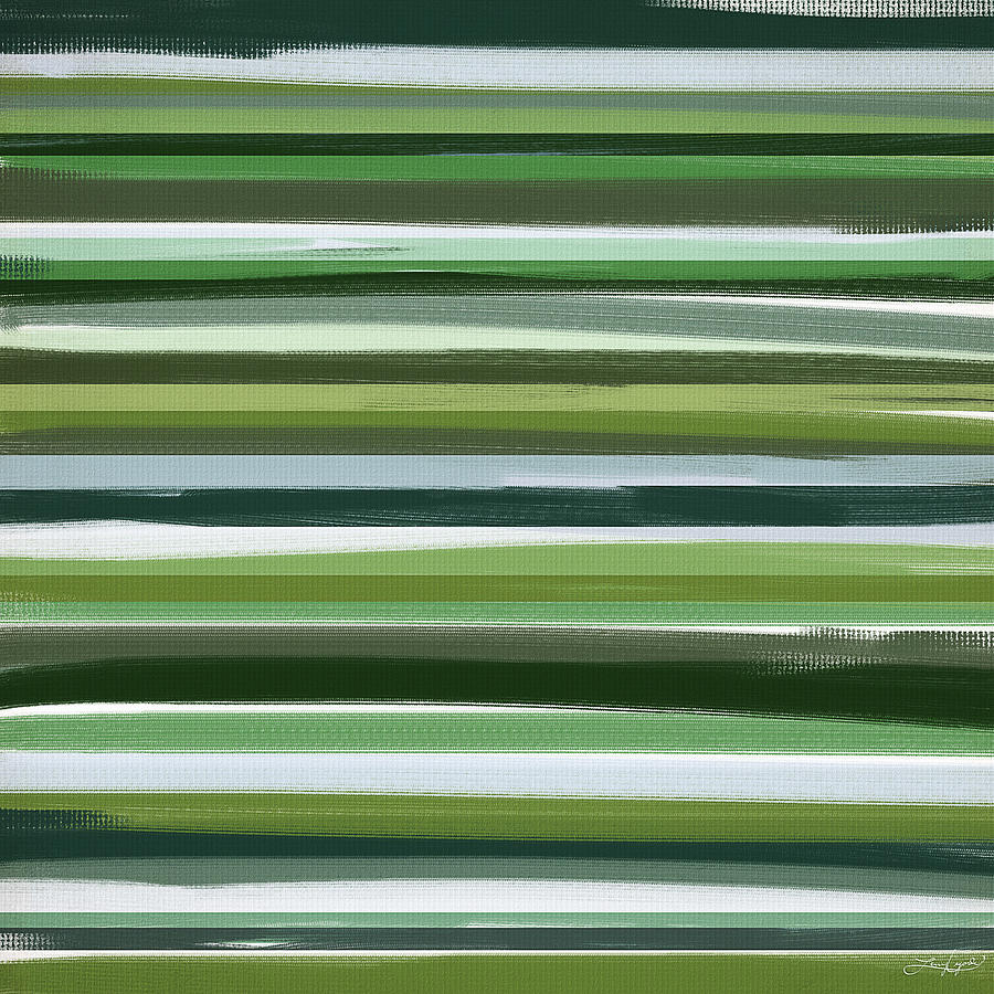 Summer Of Green Painting