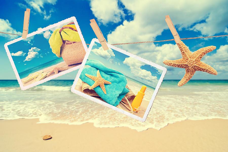 Summer Postcards Photograph