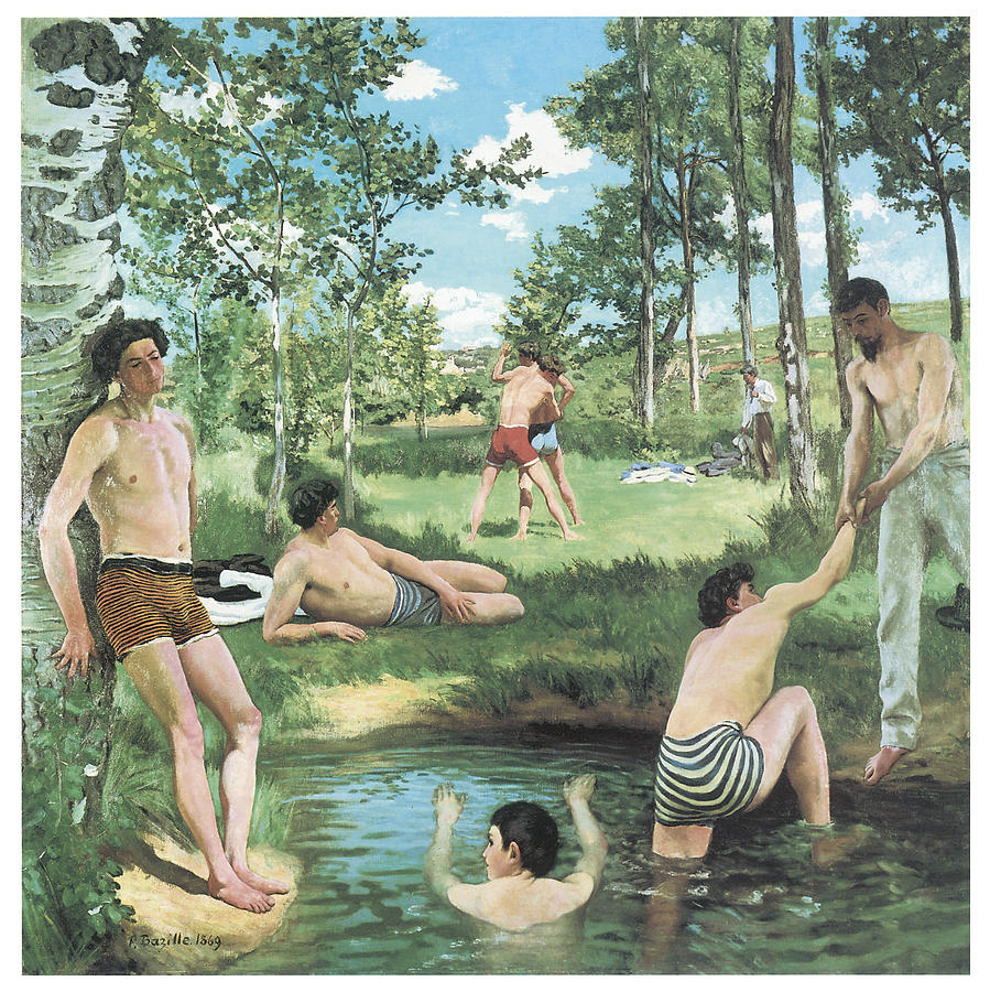 Summer Scene Painting
