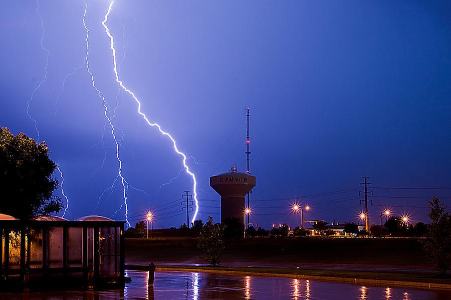 Summer Storm Photograph