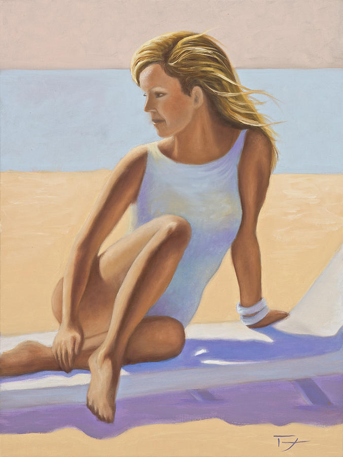 Sun Kissed Painting