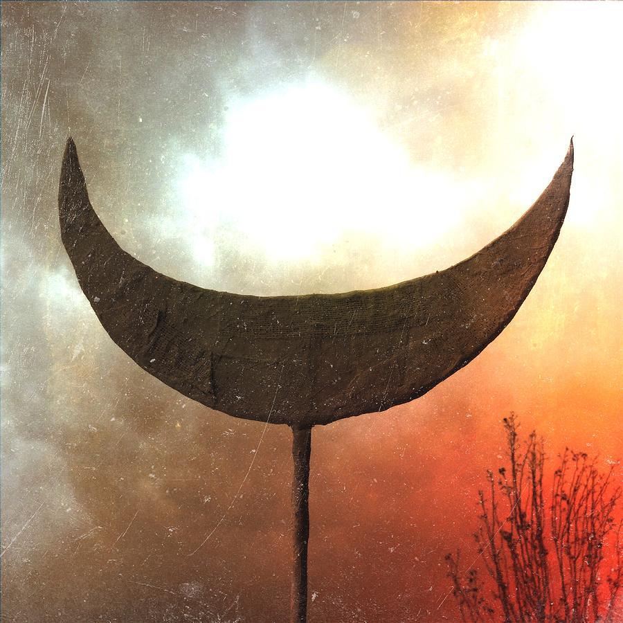 Sun Moon Stars  Photograph