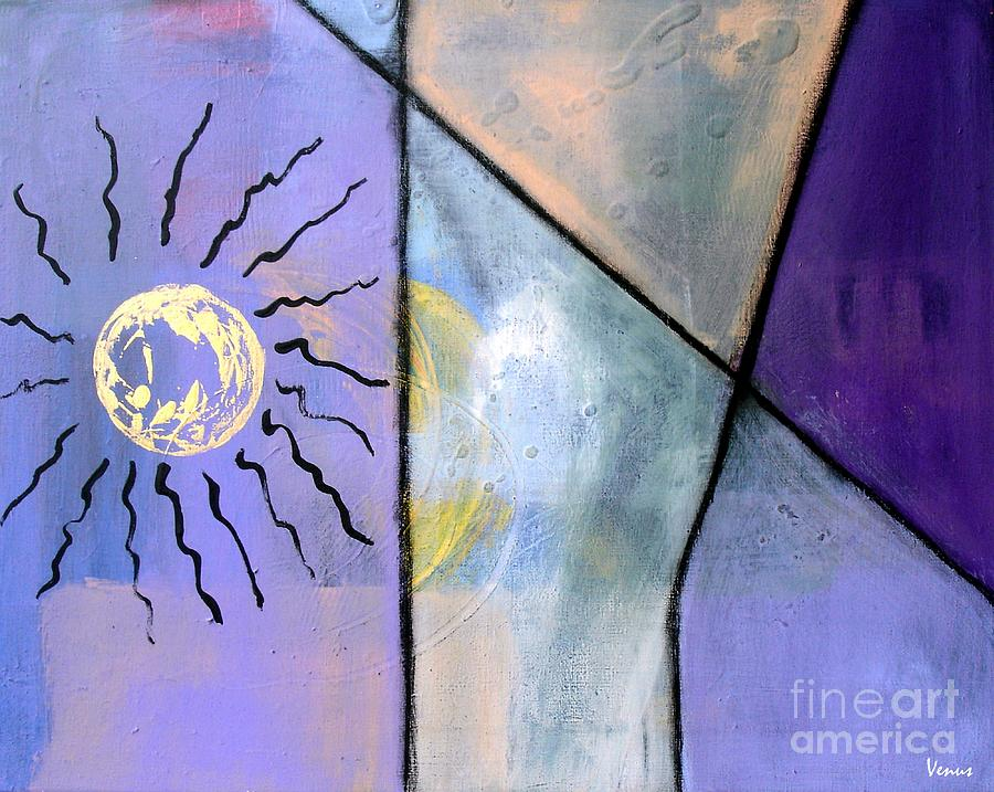 Sun Song Painting  - Sun Song Fine Art Print